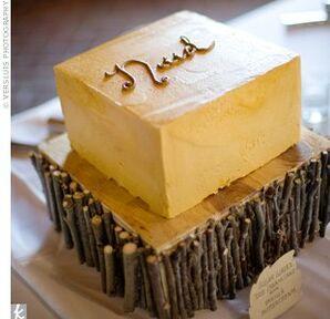 Single-Tiered Wedding Cakes
