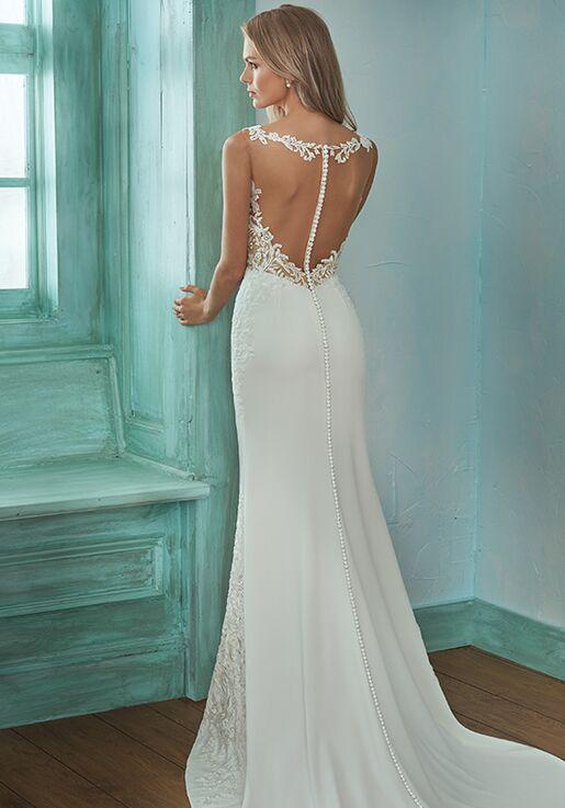 Jasmine Collection F201002 Mermaid Wedding Dress