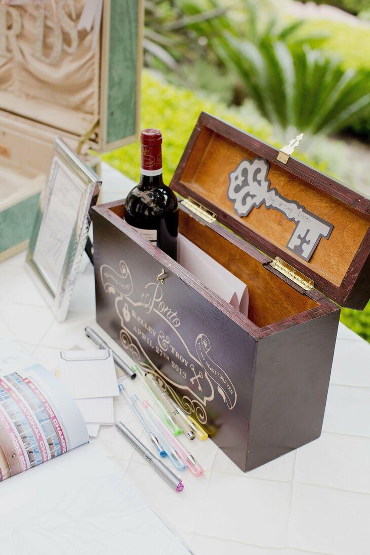 Custom Note Box