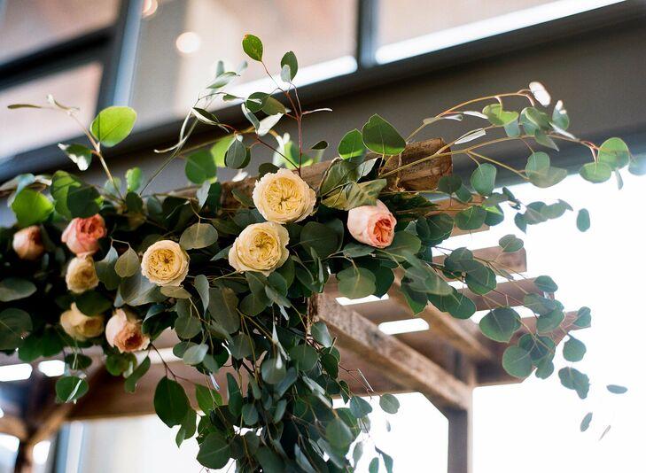 Rose Decorated Trellis