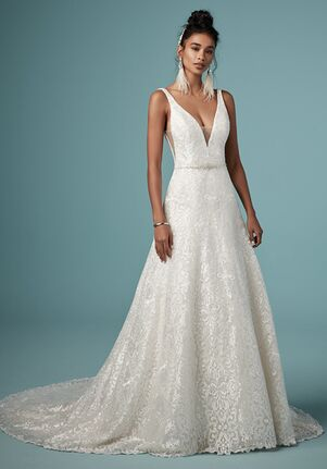 Maggie Sottero MONICA A-Line Wedding Dress