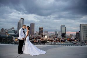 Photos from Ventanas Atlanta Rooftop with Downtown Skyline Backdrop