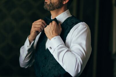 Giorgenti Custom Men's Wedding Clothing