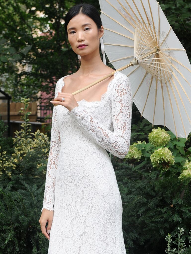 b95ef0cb7d Lela Rose Fall 2019 Collection  Bridal Fashion Week Photos
