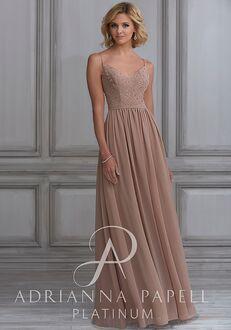 Adrianna Papell Platinum 40120 Sweetheart Bridesmaid Dress
