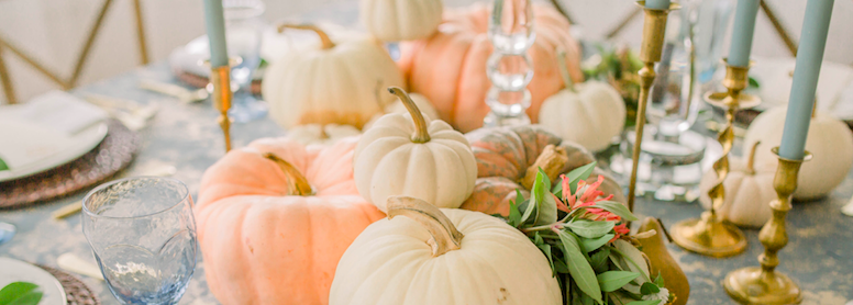 6 New Theme Ideas for Thanksgiving