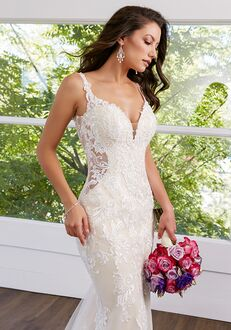 Jessica Morgan GLORY, J1843 Sheath Wedding Dress
