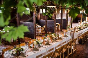 Mountain View Farm Barn Reception