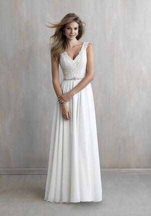 Madison James MJ218 A-Line Wedding Dress