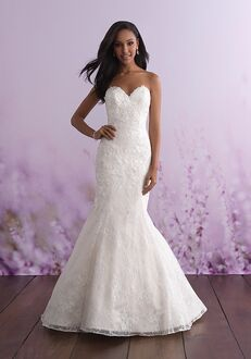 Allure Romance 3111 Mermaid Wedding Dress