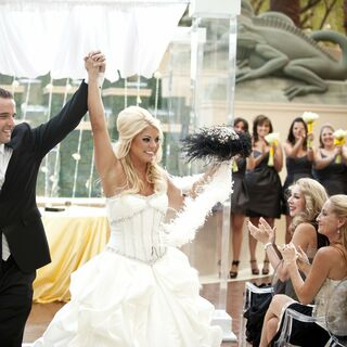 A Four Seasons Wedding in Las Vegas