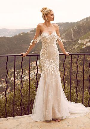 Madi Lane ML2019 | Hallow Mermaid Wedding Dress