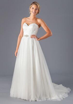 Kennedy Blue Kimberly A-Line Wedding Dress