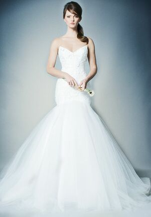 ROMONA New York RB016+BOW Mermaid Wedding Dress