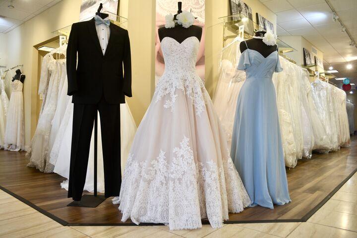 Dimitra Designs Bridal Emporium - Greenville, SC