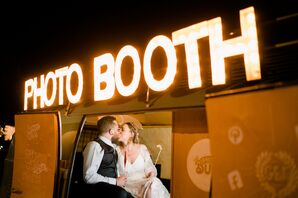 Vintage Bus Photo Booth