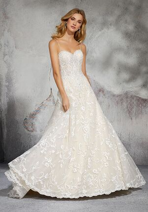 Morilee by Madeline Gardner 8290 / Livia A-Line Wedding Dress