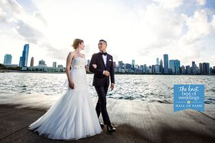 Wedding Photographers In Chicago Suburbs IL