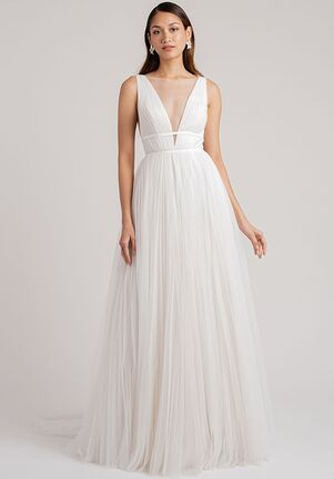 Jenny by Jenny Yoo Annalise A-Line Wedding Dress