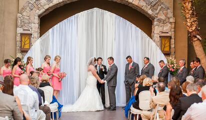 Veil Pavilion At The Silverton Hotel And Casino Reception Venues