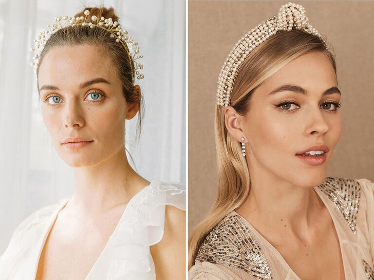 21 Bridal Headbands For All Of Your Wedding Related Events