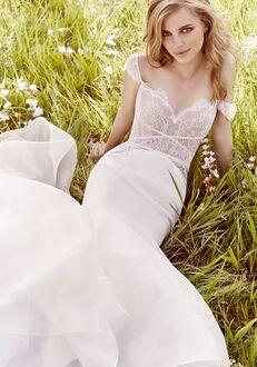 Jim Hjelm 8663 Mermaid Wedding Dress