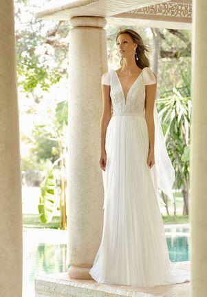 Rosa Clará Soft RAIKO A-Line Wedding Dress