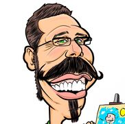 Grand Rapids, MI Caricaturist | Caricatures by Corey!