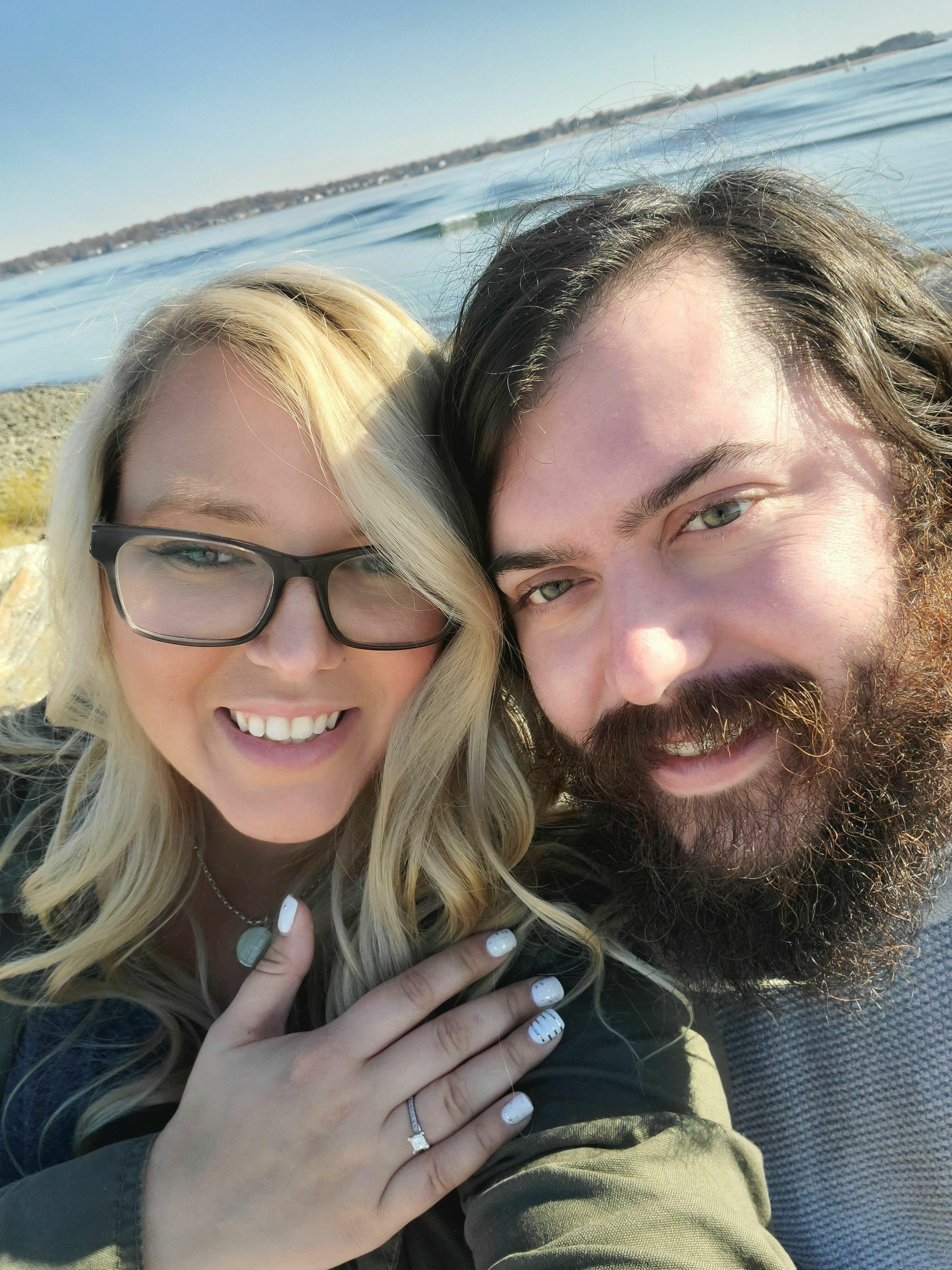Image 1 of Amanda and Matt
