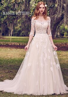 Maggie Sottero Bree A-Line Wedding Dress
