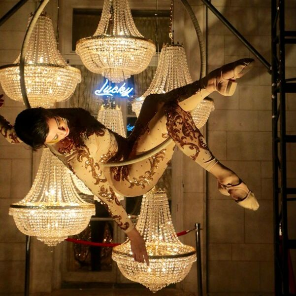 Cirque du Nuit - Circus Performer - New York City, NY