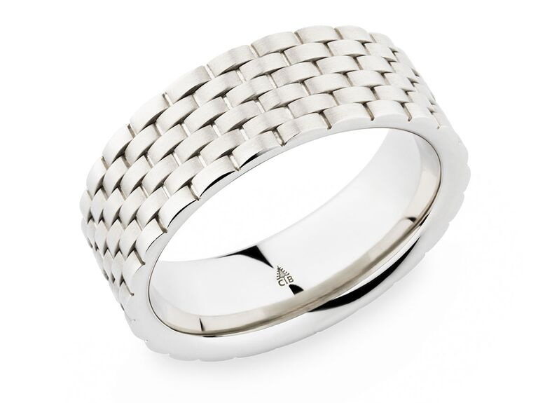 Christian Bauer palladium ring