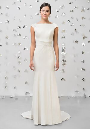 Bateau Wedding Dresses