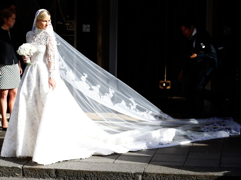 Nicky Hilton and James Rothschild's wedding