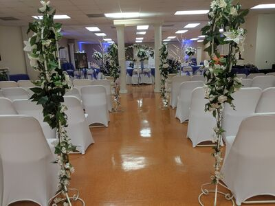 Contemporary Party & Wedding