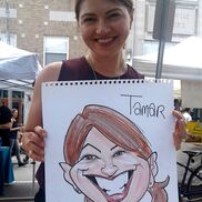 Watertown, MA Caricaturist | Caricatures by Alejandro