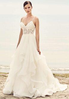 Mikaella 2101 A-Line Wedding Dress