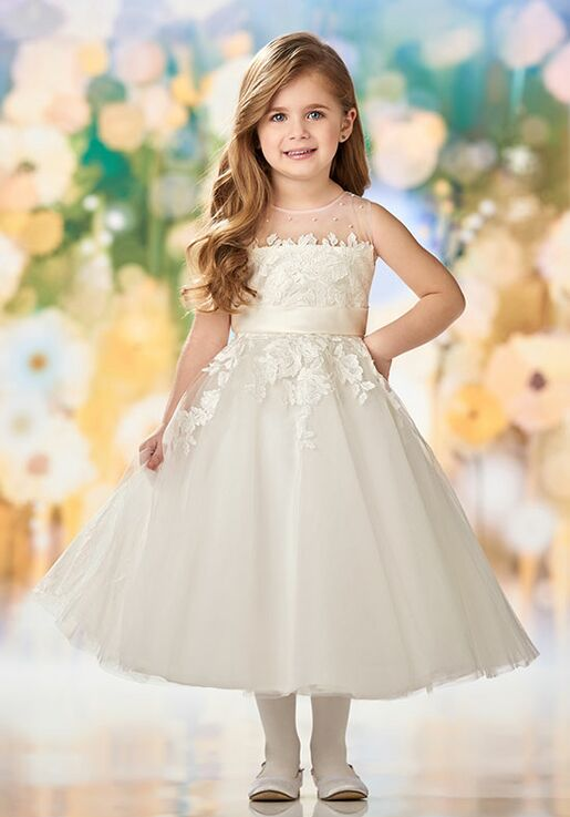 bcbf921d859 Joan Calabrese by Mon Cheri 218348 Flower Girl Dress - The Knot