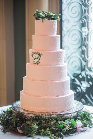 Pink Cake Featured Custom Crest