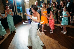 Reception Hula-Hoops