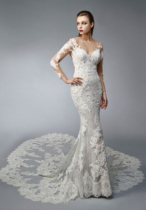 Enzoani Nicolette-B Mermaid Wedding Dress