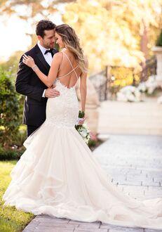 Stella York 6519 Mermaid Wedding Dress