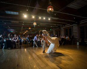 An Alternative Log Cabin Ballroom