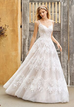 Simply Val Stefani SEDONA A-Line Wedding Dress
