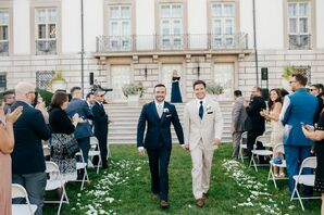 Same-Sex Couple Recesses From Michigan Wedding Ceremony