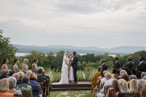 Lake Wentworth Outdoor Ceremony