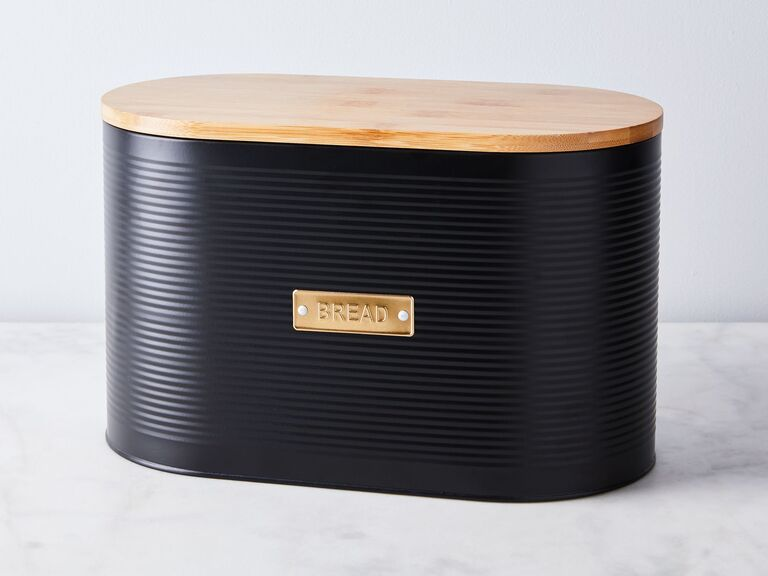 Bread box bridal shower gift idea
