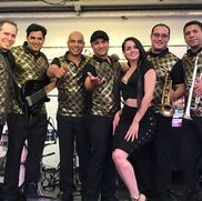 Los Angeles, CA Latin Band | Milanés Brothers Latin Band