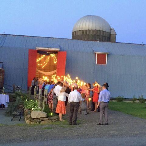 Barnes Barn Events - Top North Brookfield, NY Wedding Venue