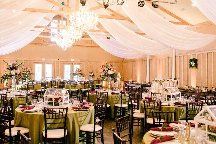 Bowing Oaks Plantation | Reception Venues - Jacksonville, FL